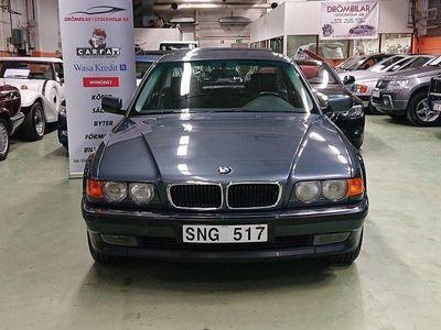 begagnad BMW 728 i 193hk 14500MIL Skinn,Gps