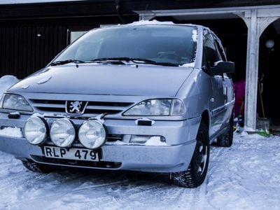 begagnad Peugeot 806 -00