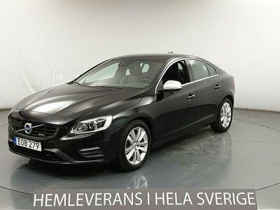 begagnad Volvo S60 D4 (181hk) Momentum, R-Design