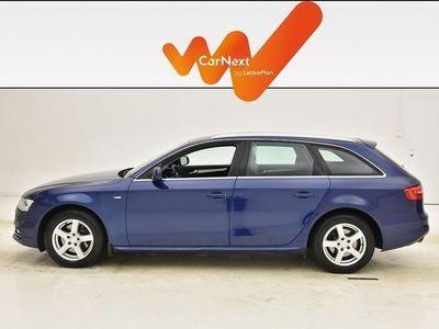 brugt Audi A4 2.0TDI 150hk QUATTRO S-LINE Eu6
