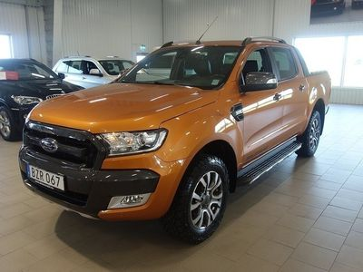 begagnad Ford Ranger Double Cab WILDTRAK 3.2 TDCi 4x4 -17