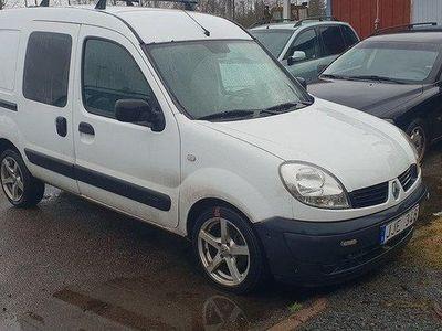 begagnad Renault Kangoo Express 1.5 dCi Diesel Nybes N