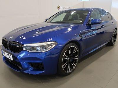 begagnad BMW M5 Sedan / M Sport Avgassystem / Navi Pro