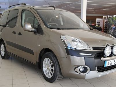 begagnad Citroën Berlingo FAMILY III 1.6 HDi XTR Multispace 2014, Kombi 161 000 kr