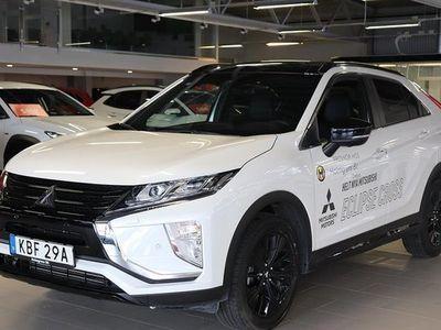 begagnad Mitsubishi Eclipse Cross Ns 3 1.5T CVT 4WD Onyx 2020, Personbil 268 800 kr