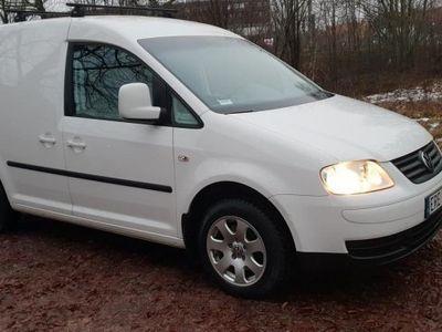gebraucht VW Caddy 1 ägare låga mil -10