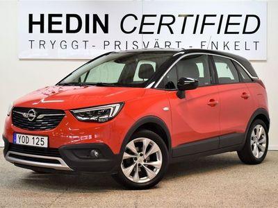 begagnad Opel Crossland X Dynamic 1.2 81hk man