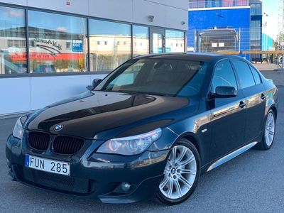 begagnad BMW 550 i Sedan Automat LCI M Sport 367HK SVENSKSÅLD