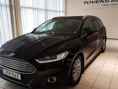 begagnad Ford Mondeo 1.6 TDCI ECONETIC KOMBI 2015, Kombi 119 900 kr