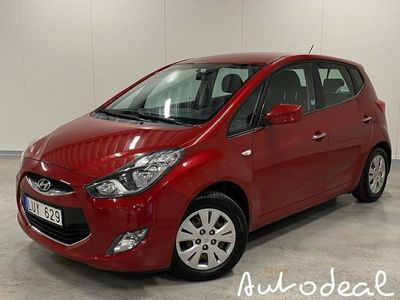 begagnad Hyundai ix20 1.4 90hk / 10000mil / Drag
