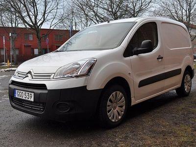 begagnad Citroën Berlingo III 1.6 HDi / 0:- KONTANT -14