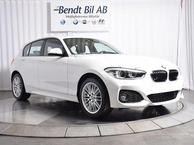 brugt BMW 118 i / M Sport / Läder / V-hjul
