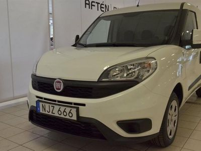 begagnad Fiat Doblò L1 ELEGANT 1,3 MJT 90 HK 2016