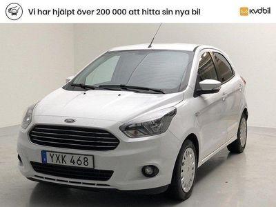begagnad Ford Ka Plus 1.2 (70hk)