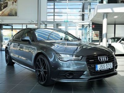 begagnad Audi A7 3.0TDI 272hk S-Line Leasebar