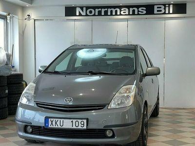 begagnad Toyota Prius 1.5 VVT-i + 3CM CVT Nybesik&Servad/M+Värm/112hk