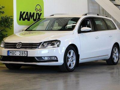 begagnad VW Passat 2,0 TDi DSG GT Premium Drag, Webasto