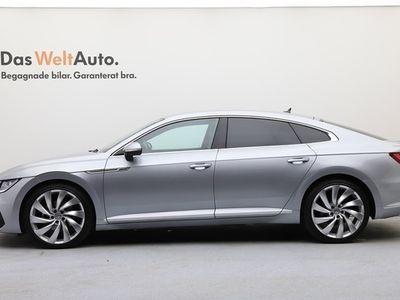 begagnad VW Arteon TDI190 DSG 4M Executive Drag P-värm Läder 2020, Sedan 409 900 kr