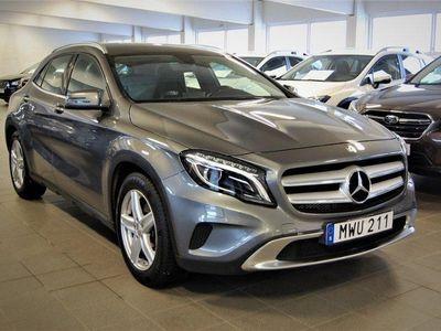 begagnad Mercedes GLA200 CDI 4MATIC 7G-DCT Euro 6 136hk