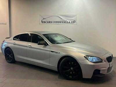 begagnad BMW 640 D