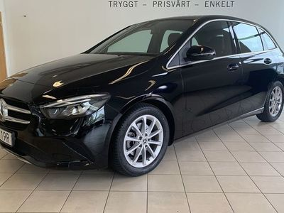 begagnad Mercedes 200 - Benz B - Klassd Progressive, Apple carplay, Backkamera, Läder