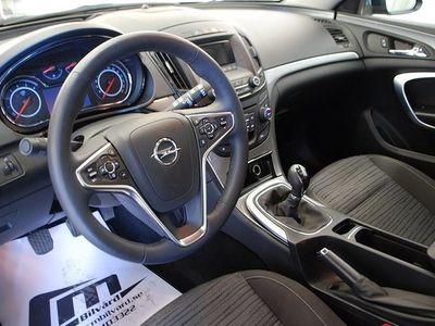 begagnad Opel Insignia Sports Tourer Insignia DRIVE 2.0 CDTI ECOFLEX 140 2015, Kombi 169 000 kr