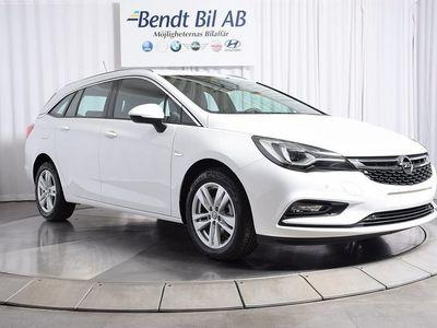 begagnad Opel Astra Sports Tourer 1.4 EDIT Automat Euro 6 2019, Personbil 245 400 kr