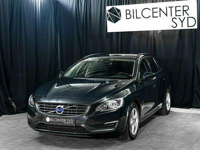 begagnad Volvo V60 D2 Powershift Kinetic 115hk