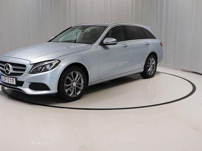 begagnad Mercedes C220 d 4MATIC Aut Drag 170hk
