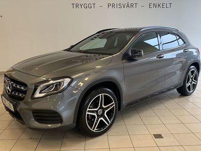 begagnad Mercedes GLA200 AMG, Nightpackage, Panorama, Drag, Navi