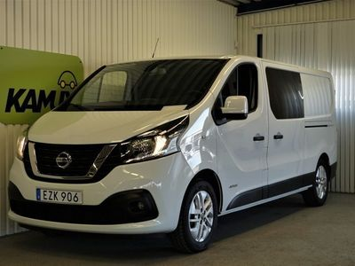 begagnad Nissan NV300 Van 1.6 dCi Navi D-värm (125hk)