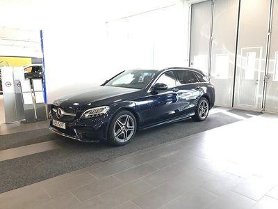 begagnad Mercedes C200 d AMG -19