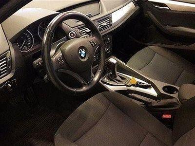 begagnad BMW X1 1,8D XDrive Automat