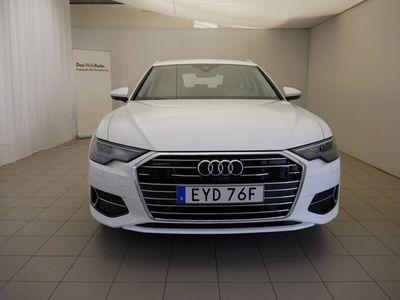 begagnad Audi A6 Avant 40 TDI quattro 204 HK Q S TRONIC SPORT