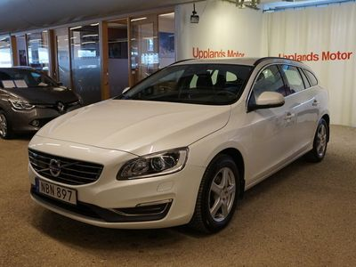 begagnad Volvo V60 D4 Business Advanced(FRI SERVICE 2 ÅR)
