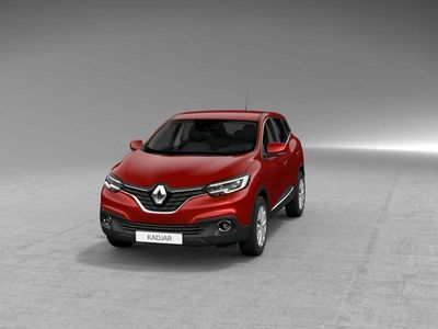 begagnad Renault Kadjar 1.2 TCe 130hk Zen 4x2 2017