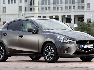 begagnad Mazda 2 Core 1,5 90hk 5D 10års garanti - NYHET Halvkombi 2016