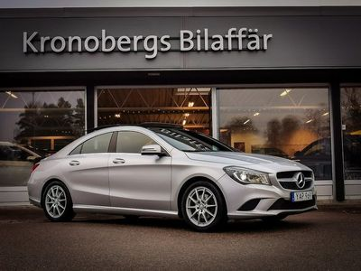 begagnad Mercedes CLA200 7G-DCT Exclusive 156hk*Panorama*