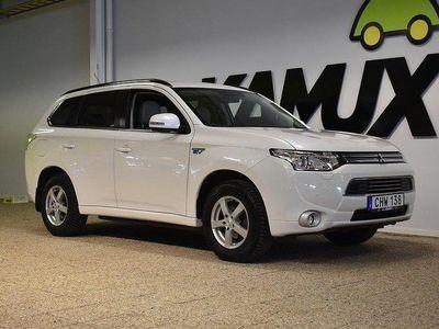 begagnad Mitsubishi Outlander P-HEV 2.0 Hybrid 4WD SÖN
