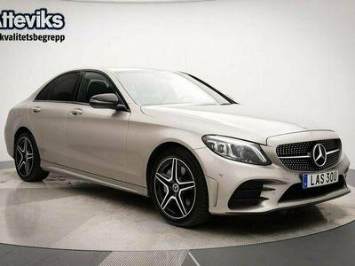 begagnad Mercedes C300 d 4M 245hk 4-M Aut AMG/Vinter/Drag
