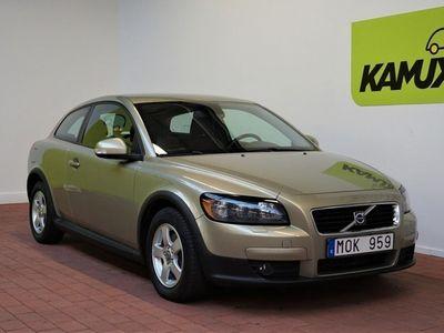 begagnad Volvo C30 1.8 Flexifuel Momentum