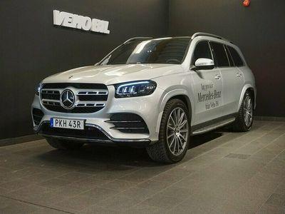 begagnad Mercedes GLS400 d 4MATIC AMG Line Premium Plus 4+2
