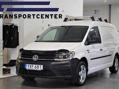 begagnad VW Caddy Maxi 2.0 TDI Inredning DSG Euro 6 150hk