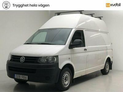 begagnad VW Transporter T5 2.0 TDI 4MOTION (140hk)
