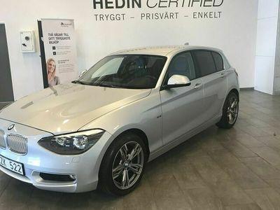 begagnad BMW 118 D 5 - Dr 143hk Keyless PDC