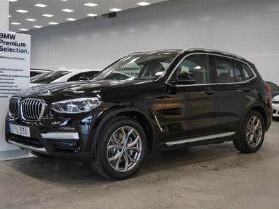 begagnad BMW X3 xDrive30e xLine Navi Drag Backkamera Adaptiva LED Rattvärme