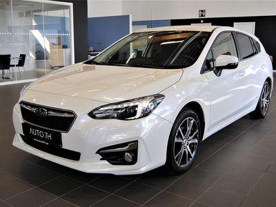 usata Subaru Impreza 2.0i Active CVT 156hk // Demo