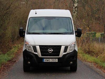 begagnad Nissan NV400 2.3 dCi L2H2 Drag 2015, Transportbil 139 900 kr