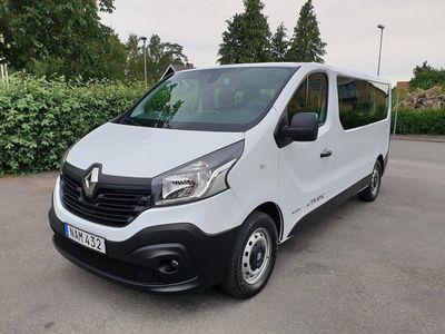 gebraucht Renault Trafic Minibuss 1.6 dCi Drag Navi P-värmare