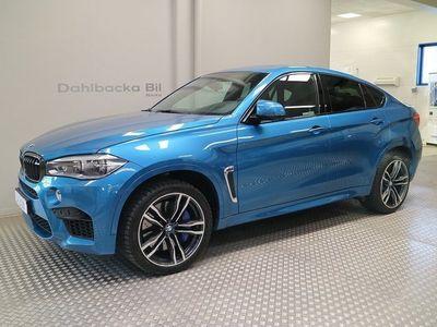 begagnad BMW X6 M 575hk
